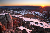 Mt Kosciuszko Summit View, New South Wales, Australia