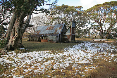 Wallace Hut, Falls Creek, Victoria, Australia