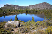 The Walls Of Jerusalem, Tasmania, Australia