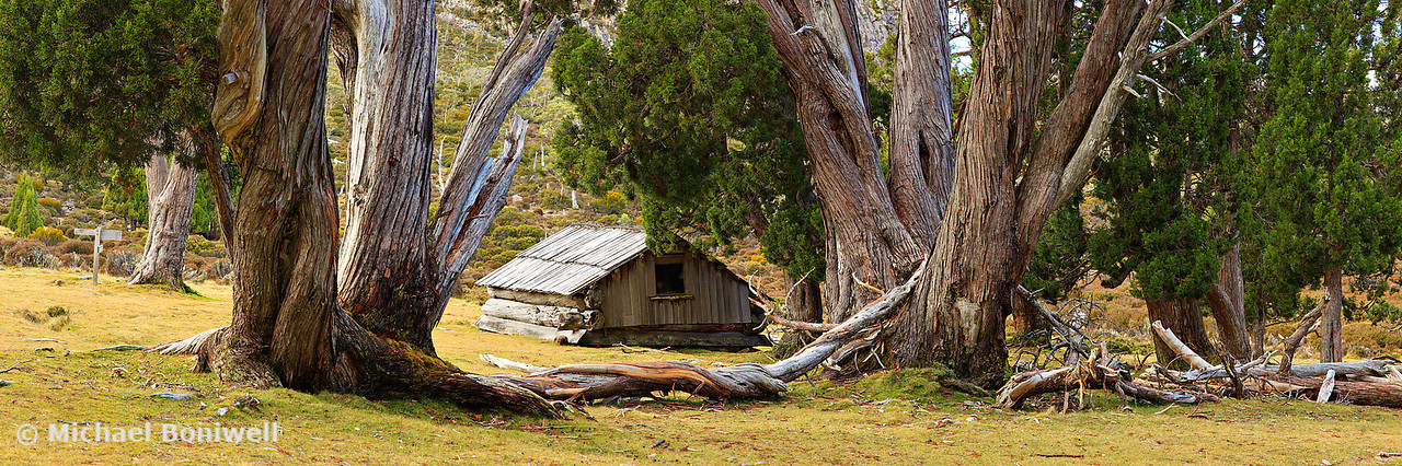 Dixons Kingdom Hut, Walls of Jerusalem, Tasmania, Australia