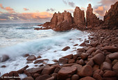 The Pinnacles at Dawn, Philip Island, Victoria, Australia