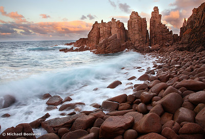 The Pinnacles at Dawn, Phillip Island, Victoria, Australia