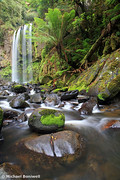 Hopetoun Falls, Otways, Victoria, Australia