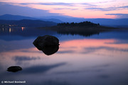 Lake Jindabyne Dusk, New South Wales, Australia