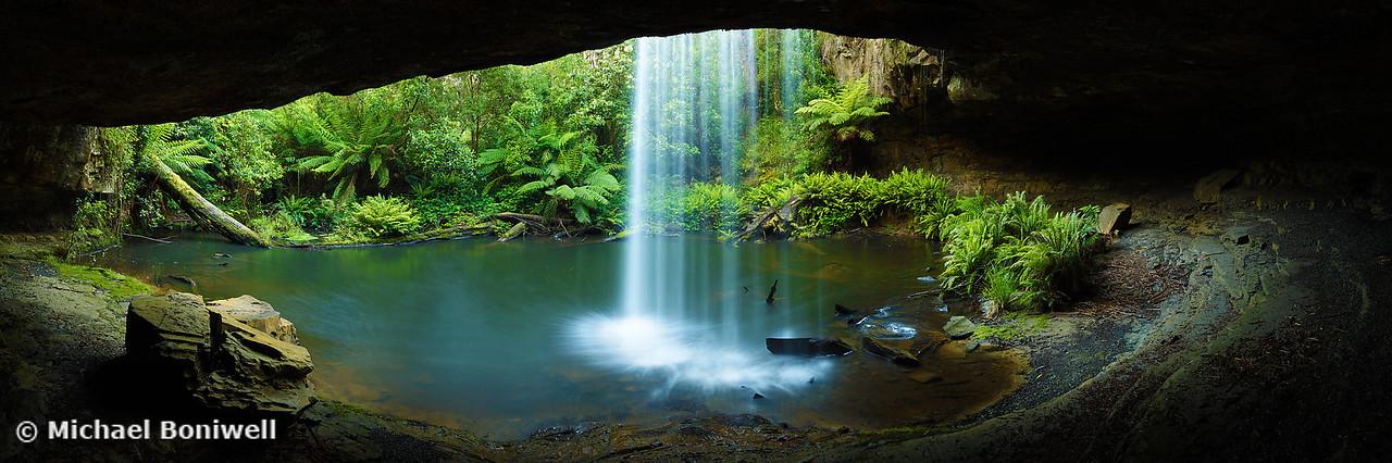 Kalimna Falls, Otways National Park, Victoria, Australia