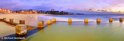 Coogee Beach Baths, New South Wales, Australia