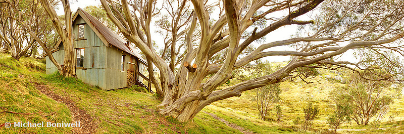 Cope Hut, Falls Creek, Victoria, Australia