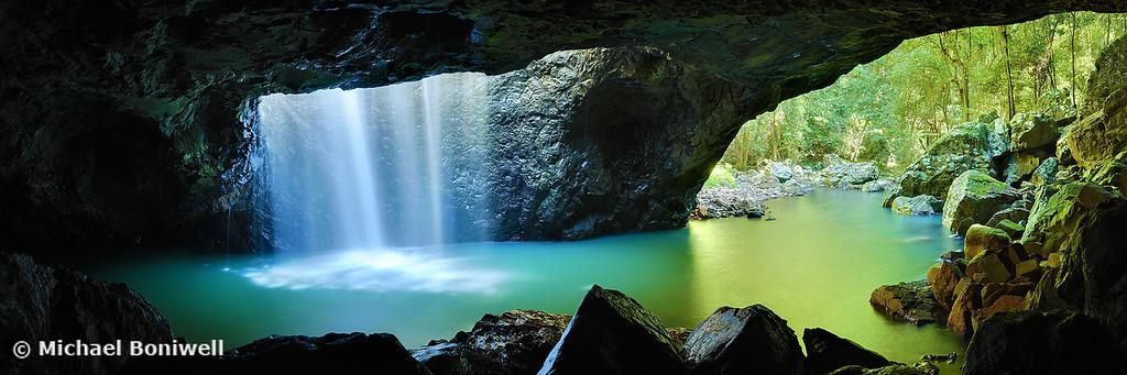 Natural Bridge, Springbrook National Park, Queensland, Australia