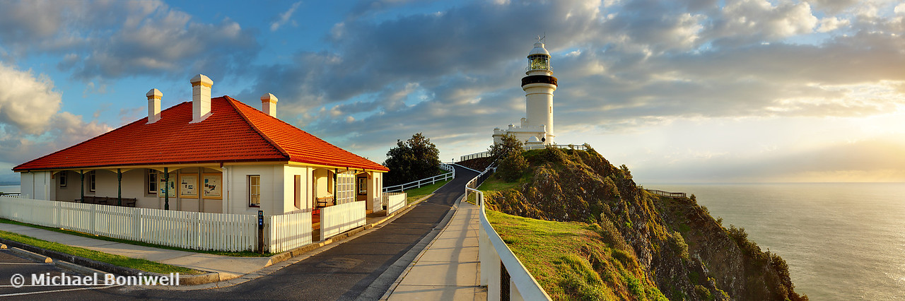Cape Byron Lighthouse, New South Wales, Australia