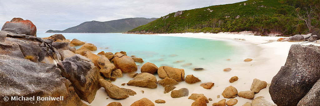 Little Waterloo Bay, Wilsons Promontory, Victoria, Australia