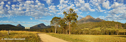 Mt Barney, South-East Queensland, Australia