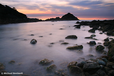 Mimosa Rocks Pre-dawn, Mimosa Rocks National Park, New South Wales, Australia
