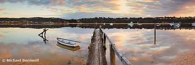 Merimbula Fish Pen, New South Wales, Australia