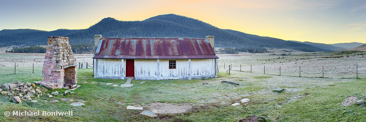 Orroral Homestead, Namadgi National Park, ACT, Australia