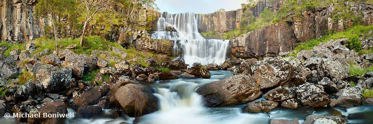 Ebor Falls, Guy Fawkes River National Park, New South Wales, Australia