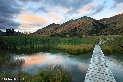 Last of the Light, Queenstown, South Island, New Zealand