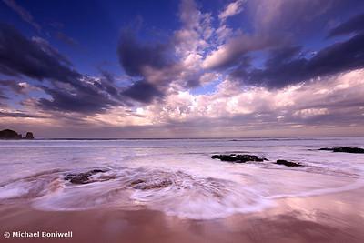 Cape Woolamai Beach, Phillip Island, Victoria, Australia