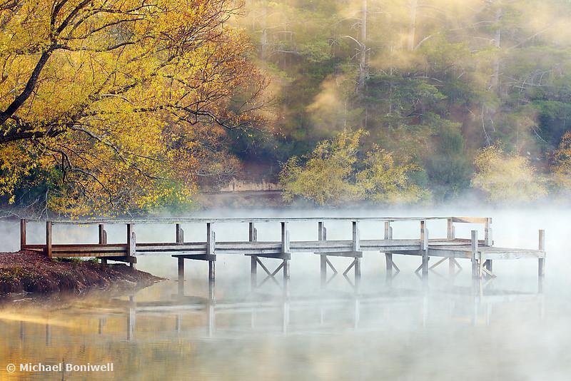 Lake Daylesford Dawn, Victoria, Australia