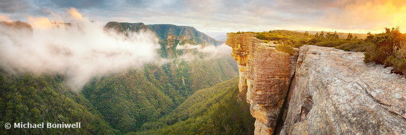 Kanangra Walls, Kanangra Boyd National Park, New South Wales, Australia