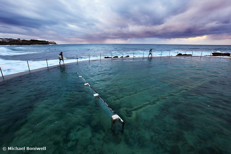Bronte Beach Baths, Sydney, New South Wales, Australia