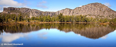 Pool of Siloam, Walls Of Jerusalem, Tasmania, Australia