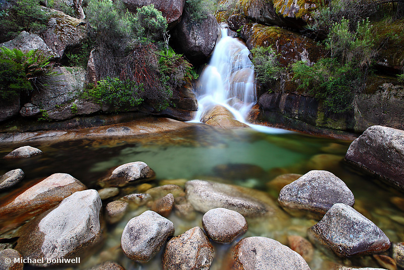 Ladies Bath Falls, Mount Buffalo, Victoria, Australia