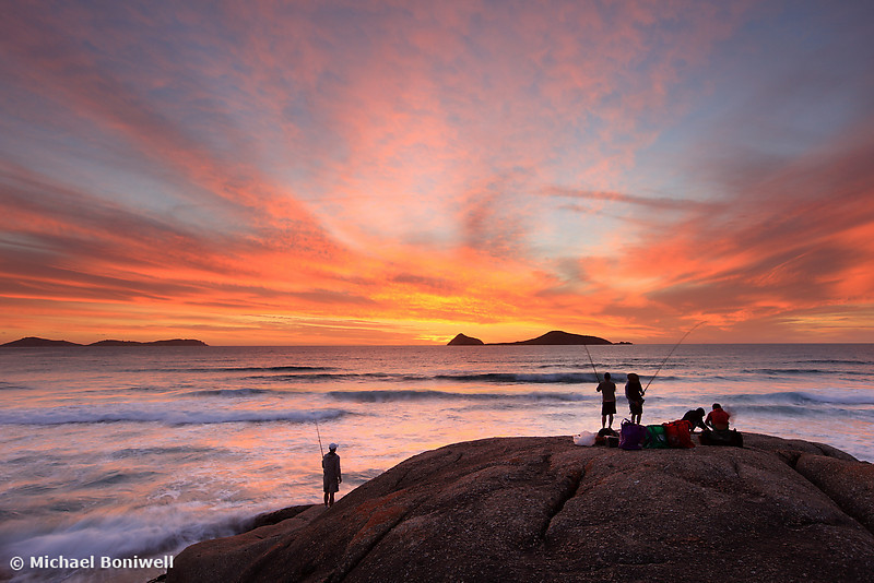 The Fishing Trip, Whiskey Bay, Wilsons Promontory, Victoria, Australia