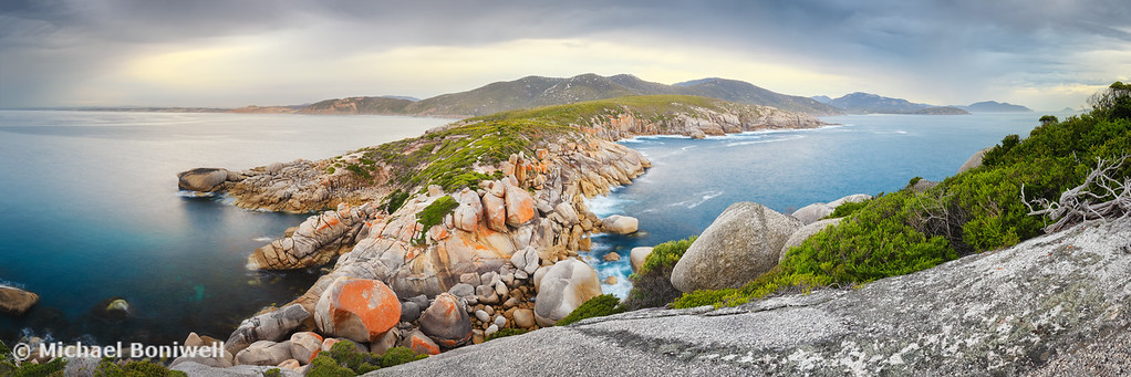 Tongue Point, Wilsons Promontory, Victoria, Australia