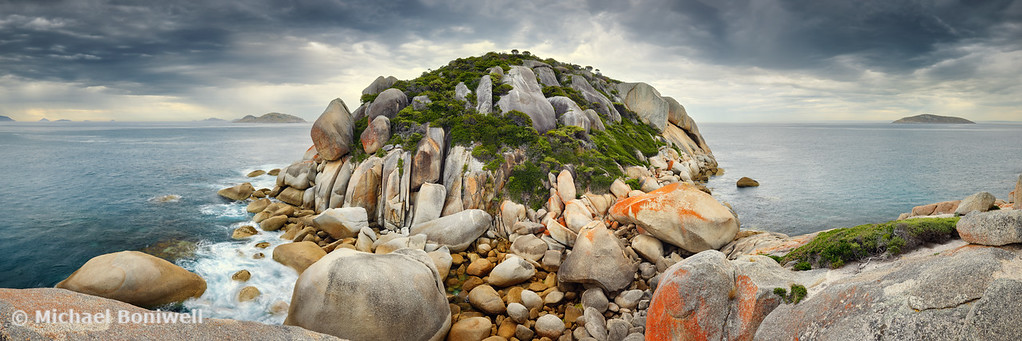 Tongue Point Storm, Wilsons Promontory, Victoria, Australia