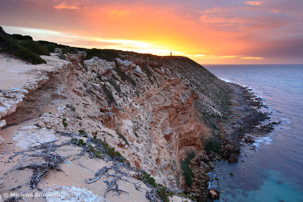 Lighthouse, Innes National Park, South Australia