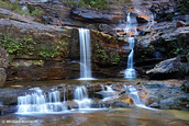 Wentworth Falls, Blue Mountains, New South Wales, Australia