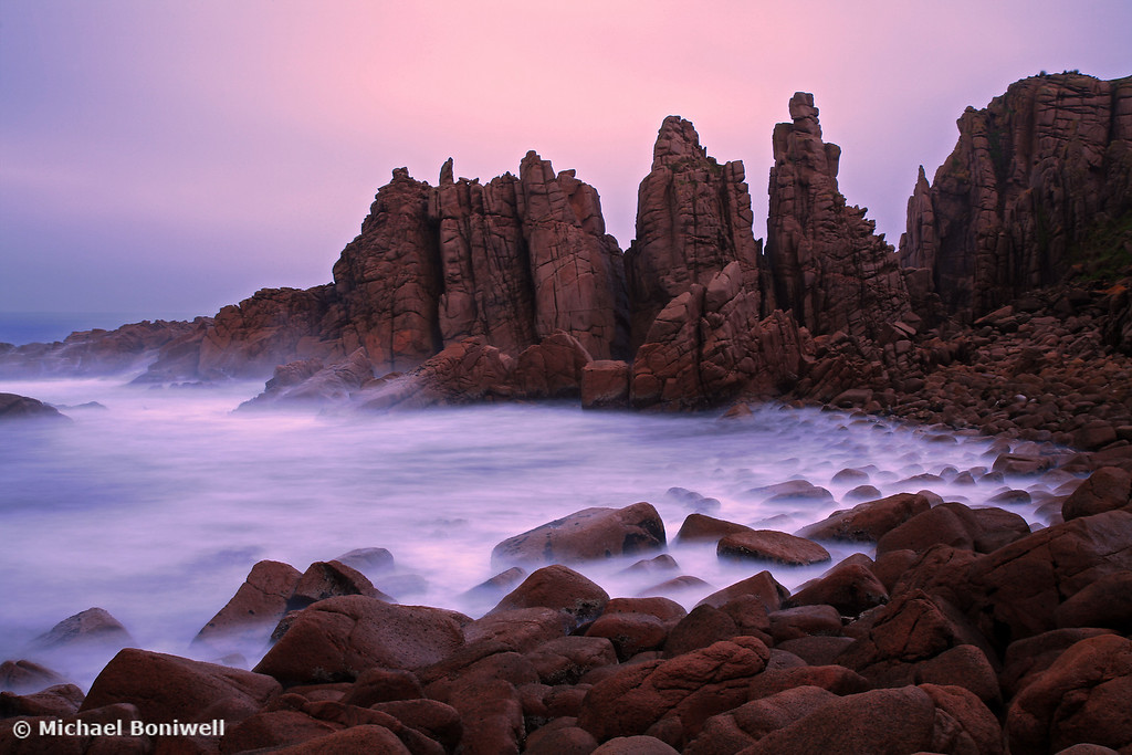 The Pinnacles at Sunrise, Phillip Island, Victoria, Australia