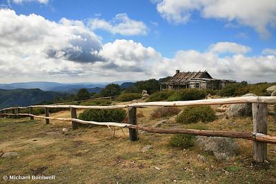 Autumn Afternoon, Craigs Hut, Mt Stirling, Victoria, Australia