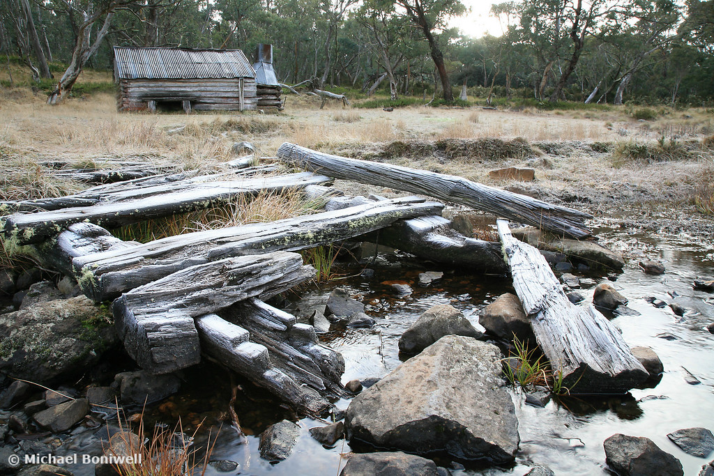 Guys Hut, Alpine National Park, Victoria, Australia