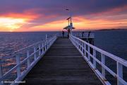 Fishermen, Point Lonsdale Pier, Victoria, Australia