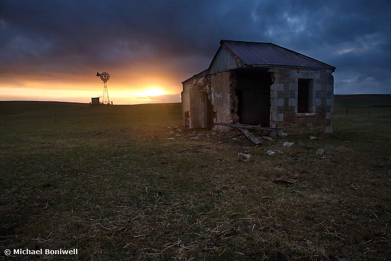 The Cattle Yard, South-Western Victoria, Australia