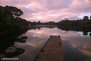 Glenelg River Awakens, Victoria, Australia