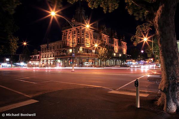 Shamrock Building, Bendigo, Victoria, Australia
