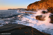 Terrigal Cliffs Assaulted, New South Wales, Australia