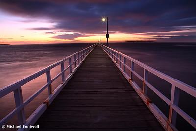 Point Lonsdale Pier, Victoria, Australia