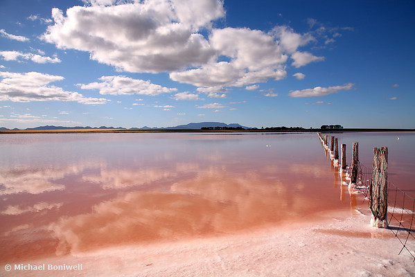 Salt Lake, South-Western Victoria, Australia