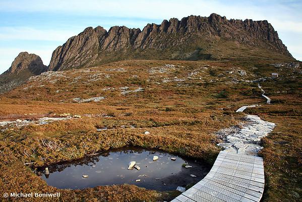 The Overland Trail, Cradle Mountain, Tasmania, Australia