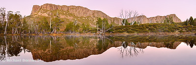Pre-dawn Glow, Walls of Jerusalem, Tasmania, Australia