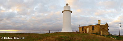 Point Malcom Lighthouse, Lake Alexandrina, South Australia