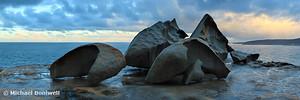 Remarkable Rocks Dawn, Kangaroo Island, South Australia