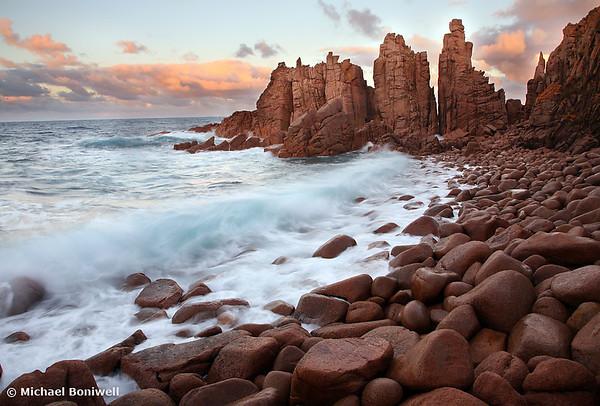 The Pinnacles at Dawn, Phillip Island, Victoria, Australia