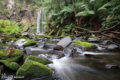 Hopetoun Falls, Otways, Great Ocean Road, Victoria, Australia