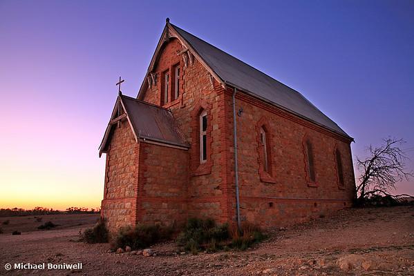 St Carthage Catholic Church, Silverton, New South Wales, Australia