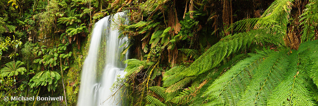 Beachamp Falls, Otways, Great Ocean Road, Victoria, Australia