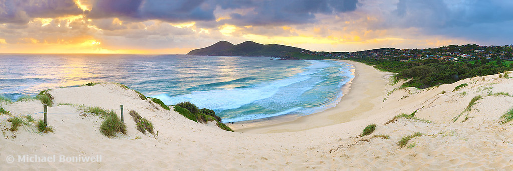 Forster Beach, New South Wales, Australia